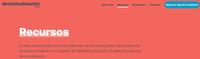 Sitio sobre derechos de autor